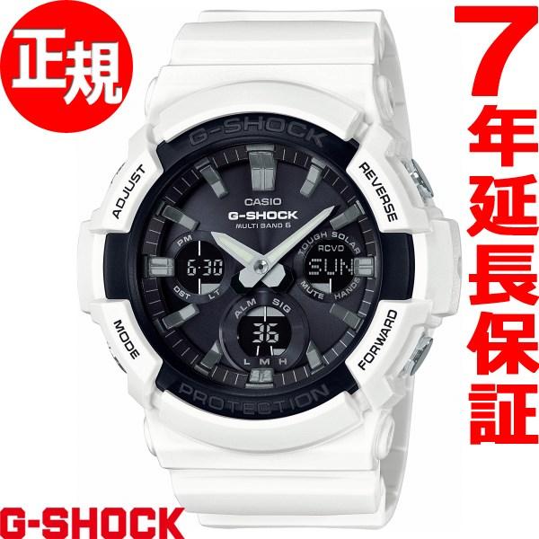 G-SHOCK 電波 ソーラー 腕時計 メンズ タフソーラー GAW-100B-7AJF