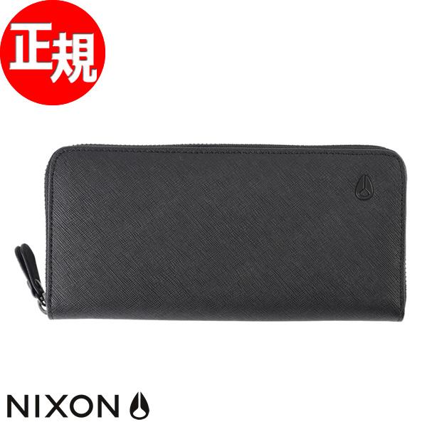 ニクソン NIXON 財布 ムーア2 ウォレット MOOR II WALLET ブラック NC2726000-00