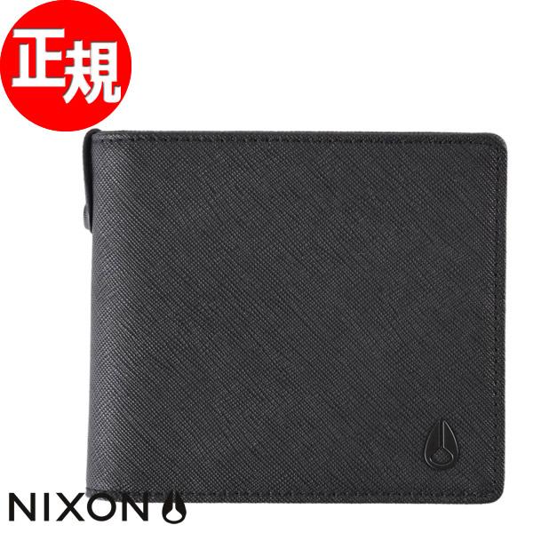 ニクソン NIXON 財布 ミルズ2 ウォレット MILLS II WALLET ブラック NC2727000-00