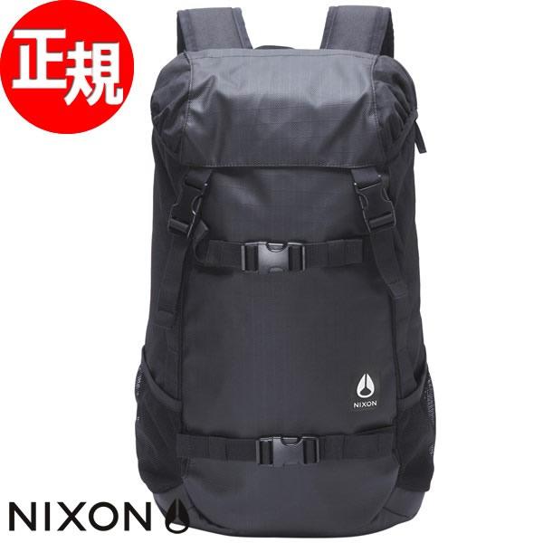 ニクソン NIXON リュック バックパック スケート ランドロック3 LANDLOCK III BACKPACK ブラック NC2813000-00