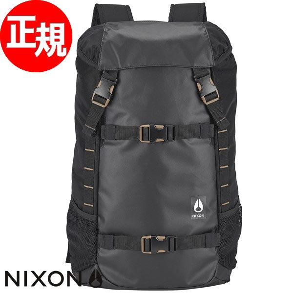 ニクソン NIXON リュック バックパック スケート ランドロック3 LANDLOCK III BACKPACK オールブラック ナイロン NC28131148-00