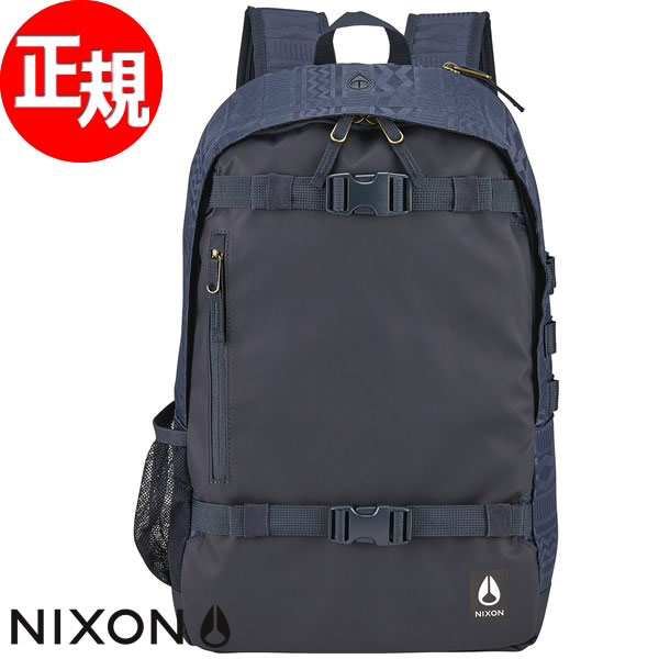 ニクソン NIXON リュック バックパック スケート スミス3 SMITH III BACKPACK ネイビー/ミックス NC28152709-00