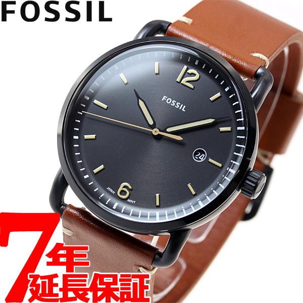 フォッシル FOSSIL 腕時計 メンズ コミューター THE COMMUTER 3H DATE FS5276