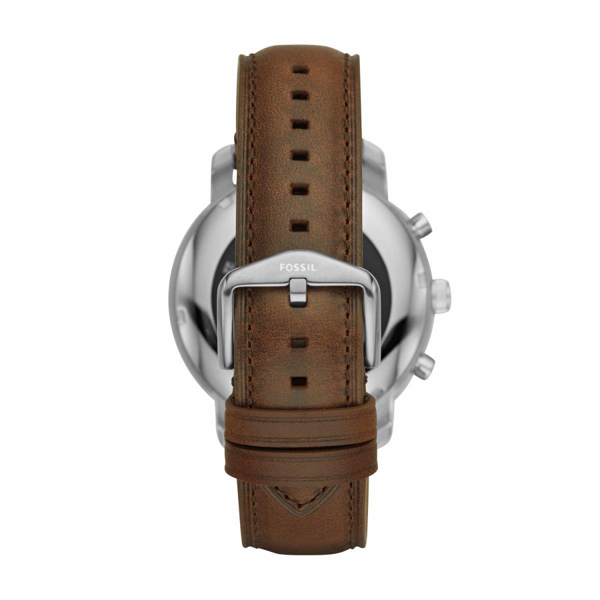 フォッシル FOSSIL Q スマートウォッチ ウェアラブル 腕時計 メンズ エクスプローリスト Q EXPLORIS FTW4003