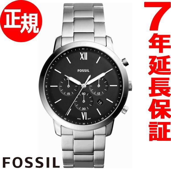 【SHOP OF THE YEAR 2018 受賞】フォッシル FOSSIL 腕時計 メンズ ノイトラ NEUTRA CHRONO クロノグラフ FS5384