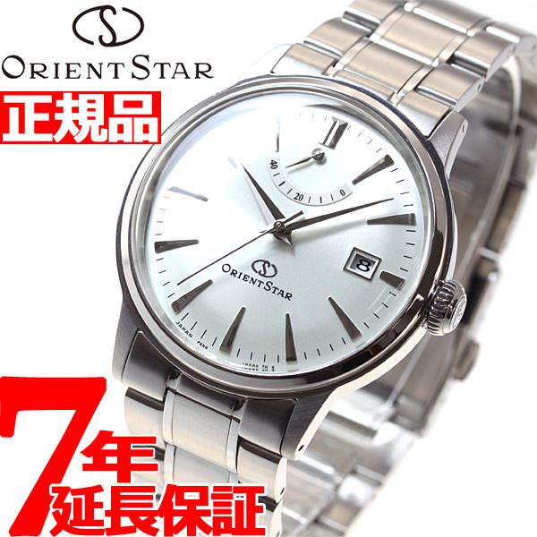 【5日0時~♪10%OFFクーポン&店内ポイント最大51倍!5日23時59分まで】オリエントスター ORIENT STAR クラシック 腕時計 メンズ 自動巻き オートマチック メカニカル RK-AF0005S
