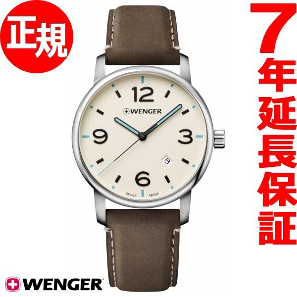 ウェンガー WENGER 腕時計 メンズ アーバン メトロポリタン Urban Metropolitan 01.1741.118