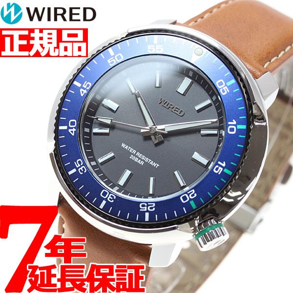 セイコー ワイアード SEIKO WIRED 限定モデル 腕時計 メンズ ソリディティ SOLIDITY AGAJ701