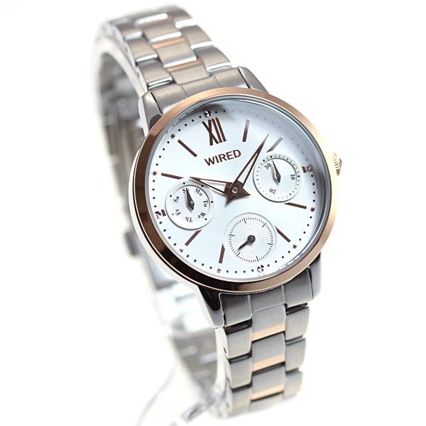 セイコー ワイアード ペアスタイル SEIKO WIRED PAIR STYLE 腕時計 レディース AGET406