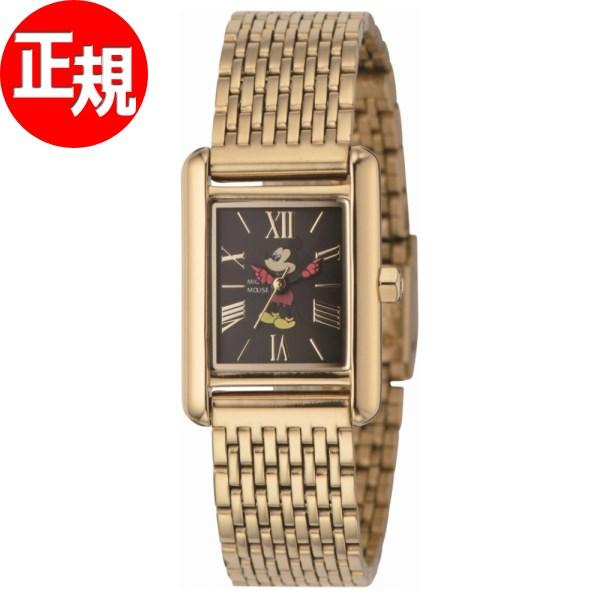 ディズニーウォッチ Disney Watch 腕時計 レディース ミッキーマウス MTW-BLK