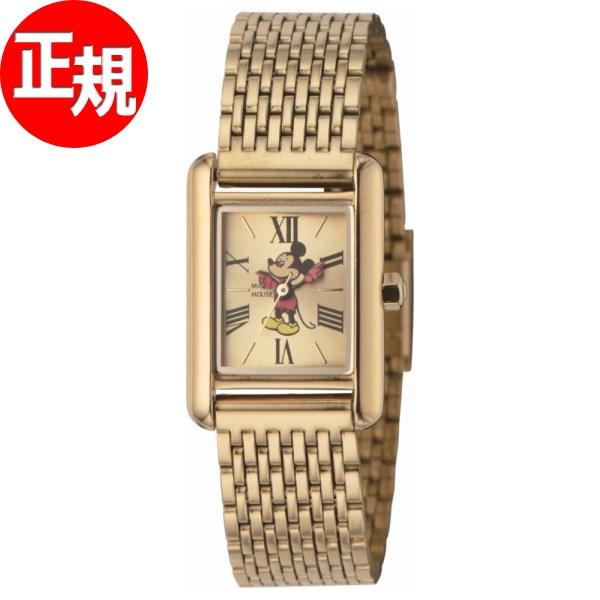 ディズニーウォッチ Disney Watch 腕時計 レディース ミッキーマウス MTW-GLD