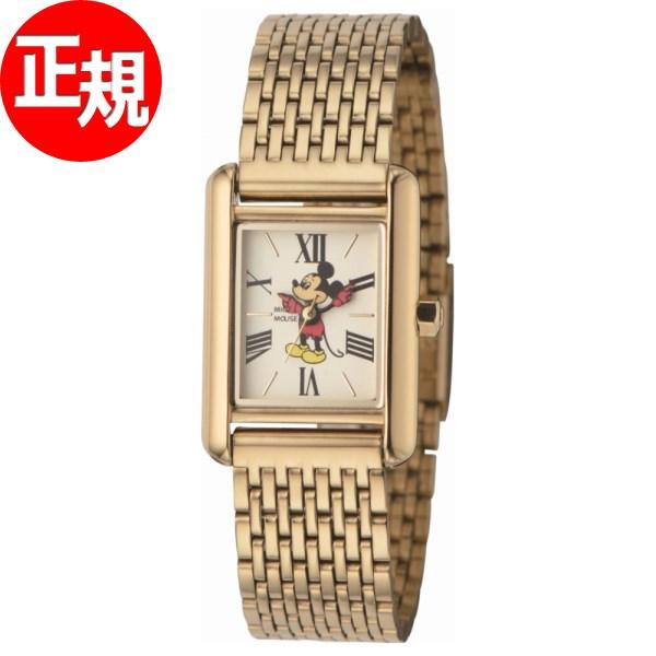【SHOP OF THE YEAR 2018 受賞】ディズニーウォッチ Disney Watch 腕時計 レディース ミッキーマウス MTW-WHT