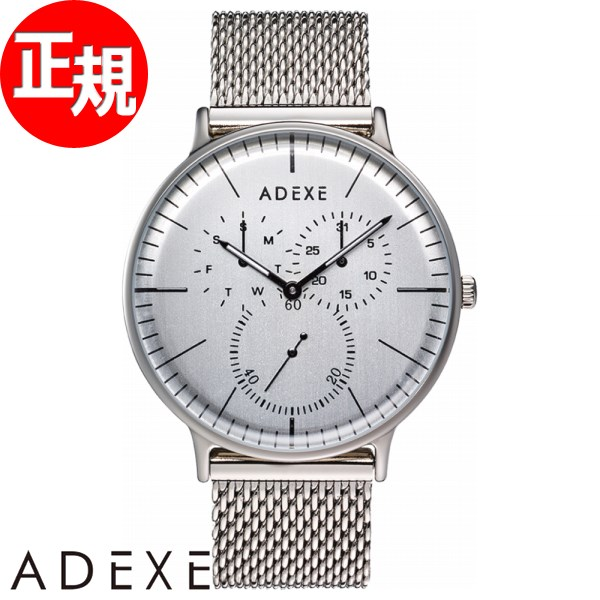 アデクス ADEXE 腕時計 メンズ レディース GRANDE 1868A-01