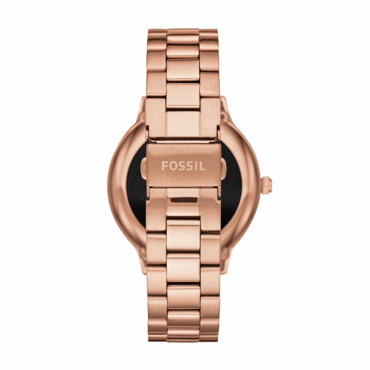 フォッシル FOSSIL Q スマートウォッチ ウェアラブル 腕時計 レディース ベンチャー Q VENTURE FTW6000
