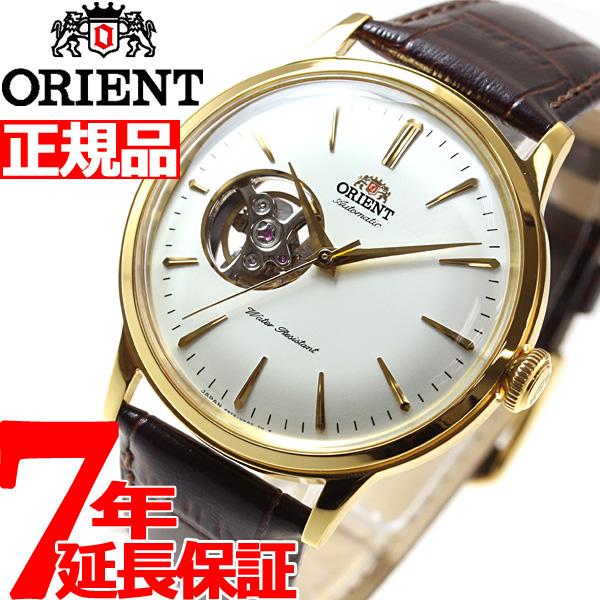 【お買い物マラソンは当店がお得♪本日20より!】オリエント ORIENT クラシック CLASSIC 腕時計 メンズ 自動巻き オートマチック メカニカル セミスケルトン RN-AG0006S