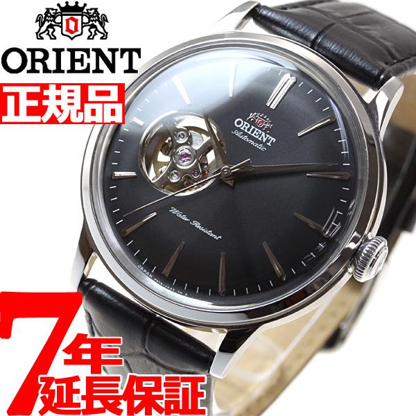 オリエント ORIENT クラシック CLASSIC 腕時計 メンズ 自動巻き オートマチック メカニカル セミスケルトン RN-AG0007B