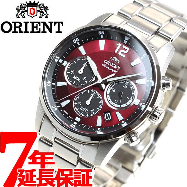 オリエント ORIENT スポーティー SPORTY 腕時計 メンズ RN-KV0003R