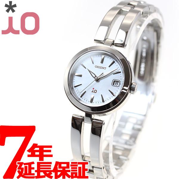 オリエント イオ ナチュラル&プレーン ORIENT iO NATURAL&PLAIN ソーラー 腕時計 レディース RN-WG0001S