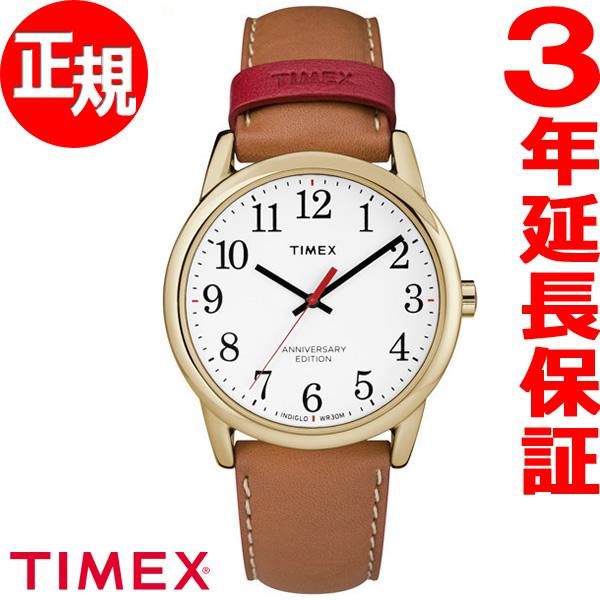 タイメックス イージーリーダー TIMEX EASY READER 40周年記念モデル 腕時計 メンズ TW2R40100