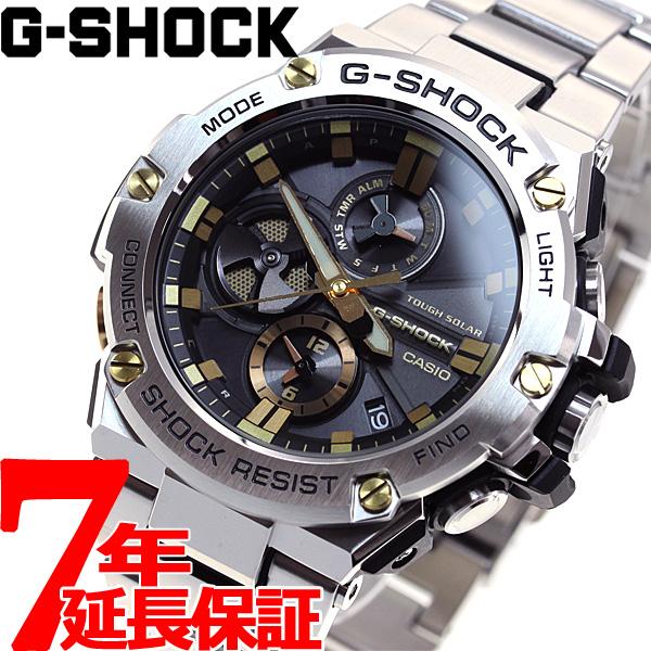 G-SHOCK G-STEEL カシオ Gショック Gスチール CASIO ソーラー 腕時計 メンズ タフソーラー GST-B100D-1A9JF