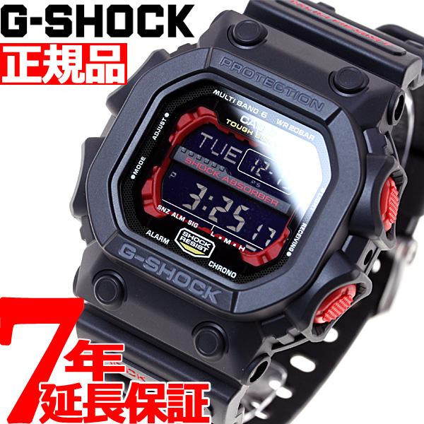 659341e8ce カシオGショックソーラー電波時計メンズGXシリーズCASIOG-SHOCKGXW-56-1AJF