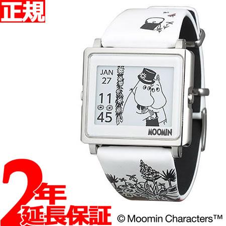 エプソン スマートキャンバス EPSON smart canvas MOOMIN ムーミン・ムーミンママ 腕時計 メンズ レディース W1-MM30510