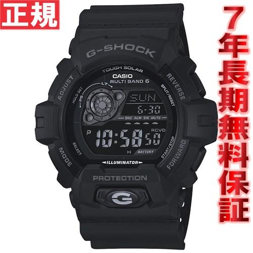 【お買い物マラソンは当店がお得♪本日20より!】G-SHOCK 電波 ソーラー 電波時計 カシオ Gショック 腕時計 メンズ タフソーラー GW-8900A-1JF