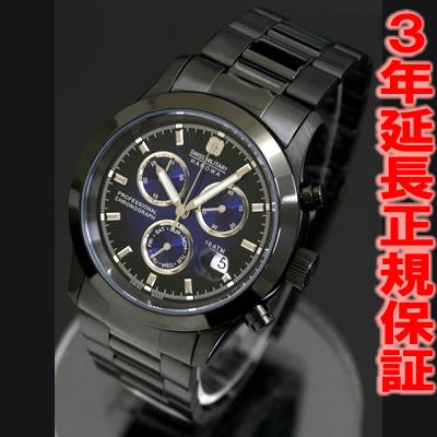 【SHOP OF THE YEAR 2018 受賞】スイスミリタリー 腕時計 PVD BLACK BIG CHRONO ML248 SWISS MILITARY