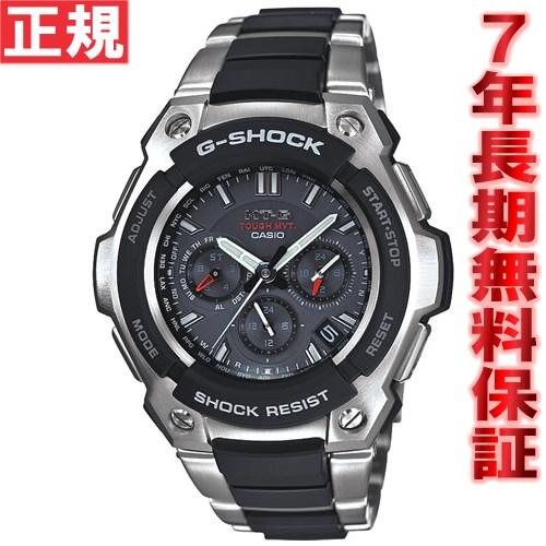 カシオ MT-G 電波時計 メンズ 【あす楽】 G-SHOCK ソーラー マルチバンド6 電波 腕時計 MTG-S1000D-1AJF CASIO コアガード構造 Gショック