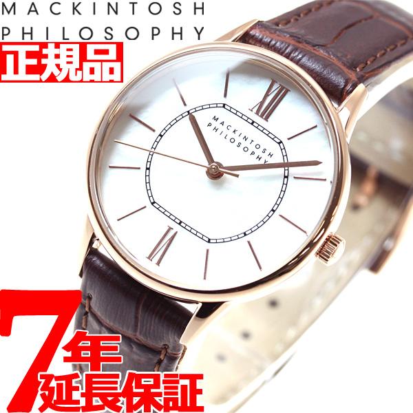マッキントッシュ フィロソフィー MACKINTOSH PHILOSOPHY 腕時計 レディース FCAK989