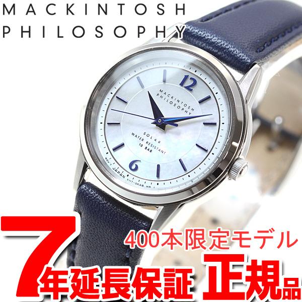 マッキントッシュ フィロソフィー MACKINTOSH PHILOSOPHY クリスマス 限定モデル 腕時計 ペアウォッチ レディース FDAD702