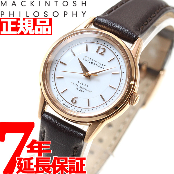 【SHOP OF THE YEAR 2018 受賞】マッキントッシュ フィロソフィー MACKINTOSH PHILOSOPHY 腕時計 レディース ペアウォッチ FDAD991