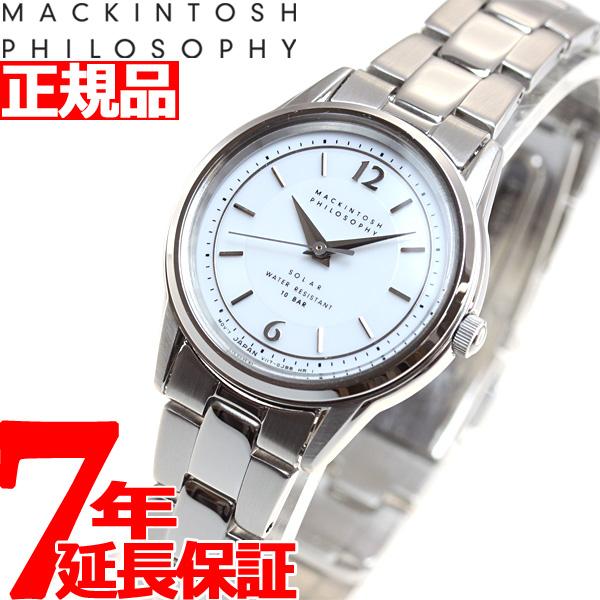 【SHOP OF THE YEAR 2018 受賞】マッキントッシュ フィロソフィー MACKINTOSH PHILOSOPHY 腕時計 レディース ペアウォッチ FDAD992