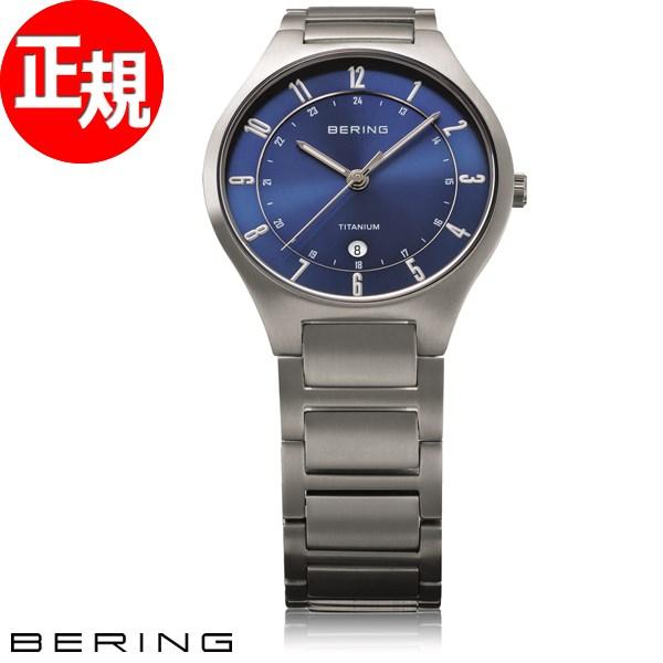 ベーリング BERING 腕時計 メンズ 11739-707