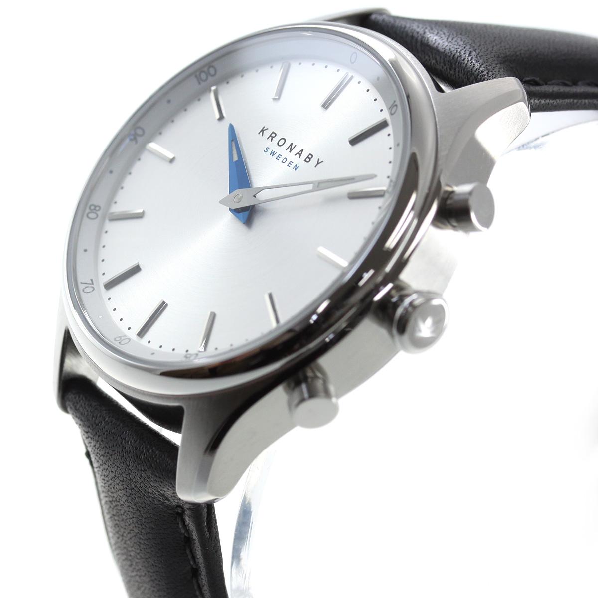 クロナビー KRONABY セーケル SEKEL スマートウォッチ 腕時計 メンズ A1000-1924