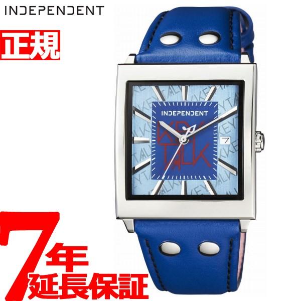 インディペンデント INDEPENDENT × KEYTALK コラボ 限定モデル 腕時計 メンズ レディース キートーク BQ1-514-70【2018 新作】