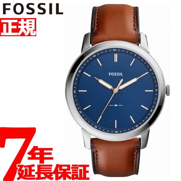 フォッシル FOSSIL 腕時計 メンズ THE MINIMALIST 3H FS5304【2018 新作】