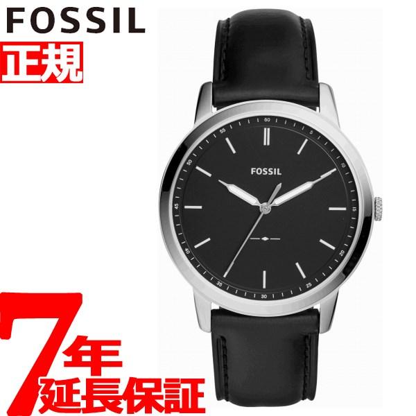 フォッシル FOSSIL 腕時計 メンズ THE MINIMALIST FS5398【2018 新作】