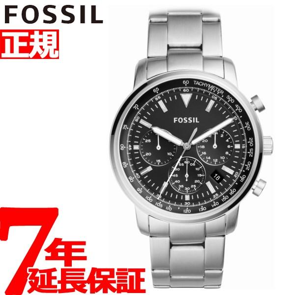 【SHOP OF THE YEAR 2018 受賞】フォッシル FOSSIL 腕時計 メンズ GOODWIN CHRONO FS5412【2018 新作】