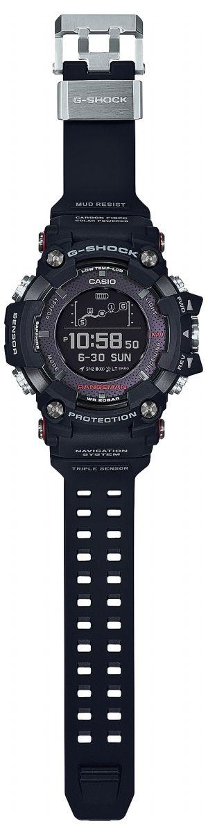 18084f4bc2 カシオGショックレンジマンCASIOG-SHOCKRANGEMANBluetooth搭載GPSソーラー腕時計メンズGPR-B1000-