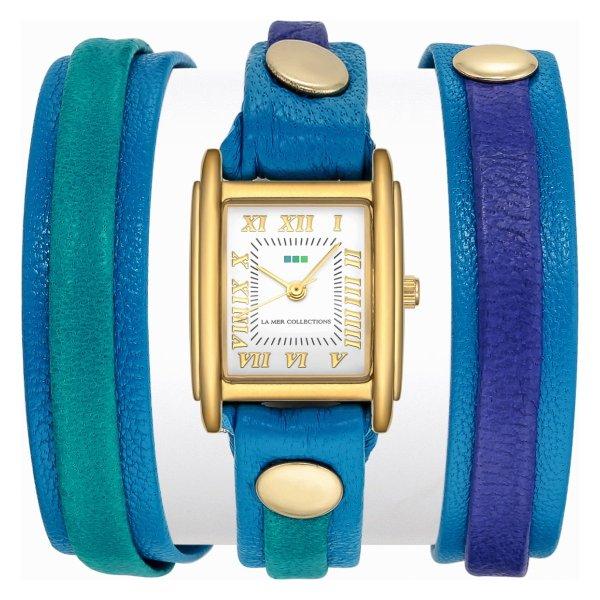 ラメール コレクションズ LA MER COLLECTIONS 腕時計 レディース パステルカラー LMJCM2042【2018 新作】