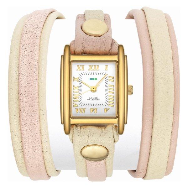 ラメール コレクションズ LA MER COLLECTIONS 腕時計 レディース パステルカラー LMJCM6004【2018 新作】