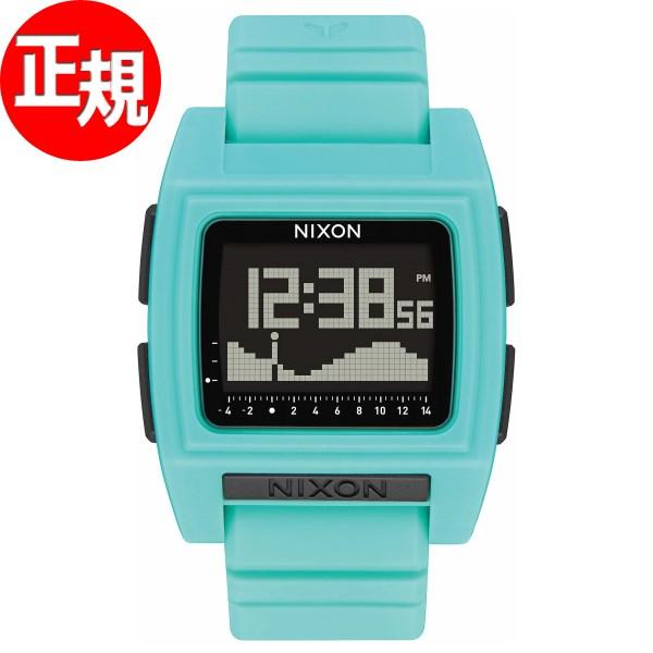 ニクソン NIXON ベースタイド プロ BASE TIDE PRO 腕時計 メンズ レディース SEAFOAM NA1212272-00【2018 新作】