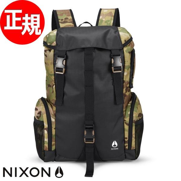 ニクソン NIXON リュック バックパック ウォーターロック3 WATERLOCK III BACKPACK MULTICAM NC28122865-00【2018 新作】