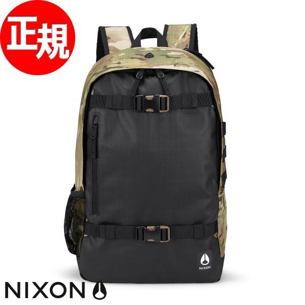 ニクソン NIXON リュック バックパック スミス3 SMITH III BACKPACK MULTICAM NC28152865-00【2018 新作】