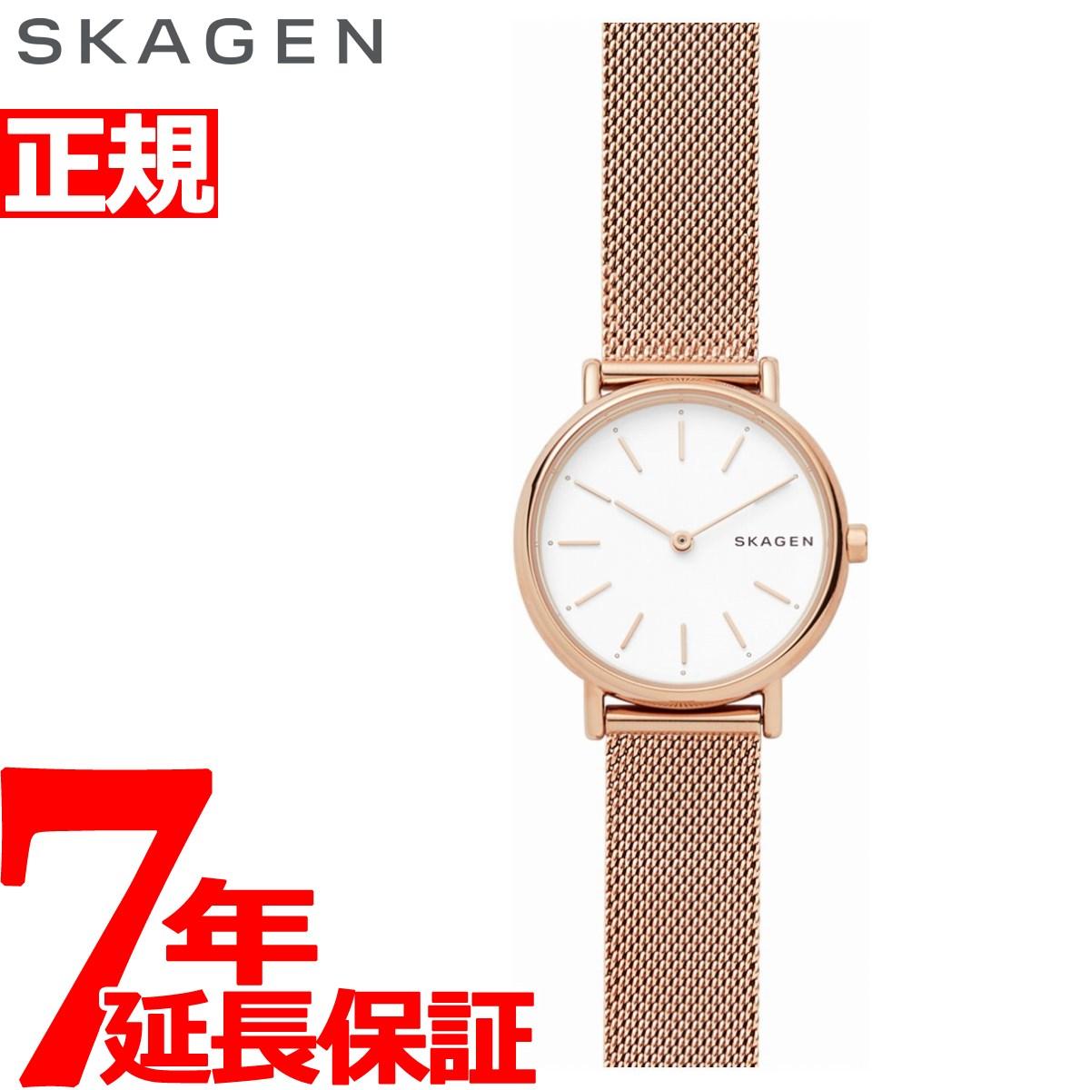 スカーゲン SKAGEN 腕時計 レディース シグネチャー SIGNATUR SKW2694【2018 新作】