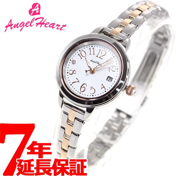 エンジェルハート Angel Heart ソーラー 腕時計 レディース トゥインクルタイム Twinkle Time TT26RSW【2018 新作】