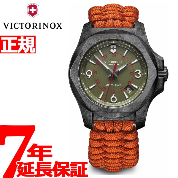 【SHOP OF THE YEAR 2018 受賞】ビクトリノックス 時計 メンズ イノックス VICTORINOX 世界限定モデル 腕時計 カーボン I.N.O.X. CARBON LIMITED EDITON 241800.1【2018 新作】