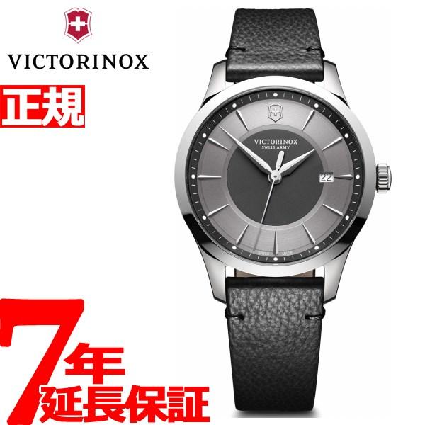 【5日0時~♪2000円OFFクーポン&店内ポイント最大51倍!5日23時59分まで】ビクトリノックス 時計 メンズ アライアンス VICTORINOX 腕時計 Alliance 241804