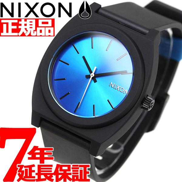 ニクソン NIXON タイムテラーP TIME TELLER P 腕時計 メンズ/レディース ブラック/ブルー/フロート NA1192835-00